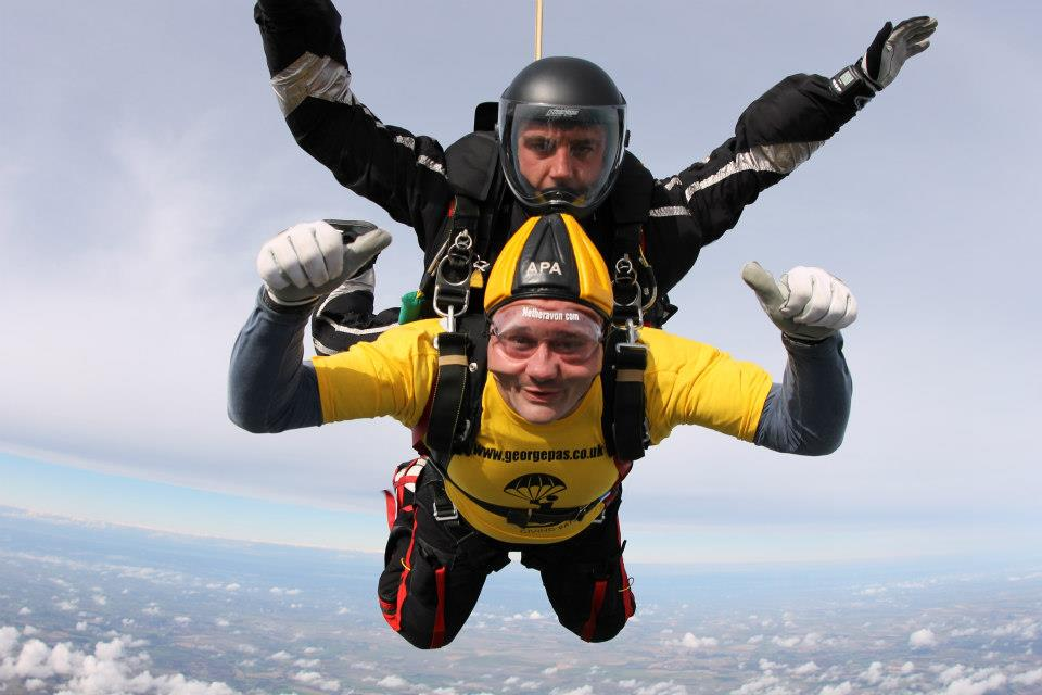 skydive 10